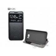 Husa piele Blautel 4-OK pentru Samsung Galaxy S7 (SM-G930), negru
