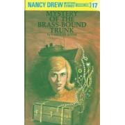 Nancy Drew 17: Mystery of the Brass-Bound Trunk, Hardcover