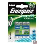 Energizer Baterie akumulatorki HR03 AAA (4szt) 800mAh