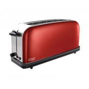 Russell Hobbs 21391-56 - Grille-pain - 2 tranche - 1 Emplacements - rouge flamme