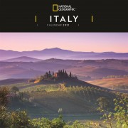 Tuinland Kalender 2021 Italy National Geographic