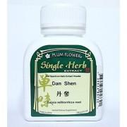 Salvia Miltiorrhiza Root Herb Extract Powder / Dan Shen 100g or 3.5oz