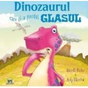 Dinozaurul care si-a pierdut glasul - Russell Punter Andy Elkerton