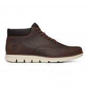 Zapatos Hombre Timberland Bradstreet Chukka-Marrón