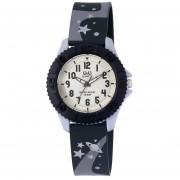 Reloj Q&Q VQ96J013Y Negro con Gris