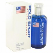 Polo Sport For Men By Ralph Lauren Eau De Toilette Spray 4.2 Oz