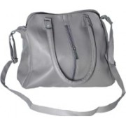 Fashcom Women Grey Messenger Bag
