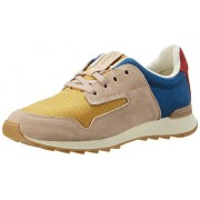 Clarks Women's Floura Mix Multi-Colour Leather Sport Running Shoes - 6 UK/India (39.5 EU)