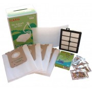 ELECTROLUX GSK2 sáčky s-bag Green + HEPA filtr H12