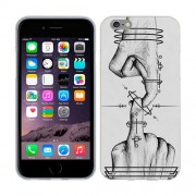 Husa iPhone 6S iPhone 6 Silicon Gel Tpu Model Universe Touch