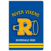 Riverdale A5 notebook