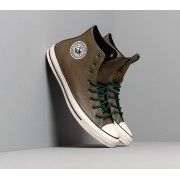 Converse Chuck Taylor All Star Archival Leather Surplus Olive/ Turbo Green/ Egre