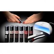 ZipLac Peel-Off Manicure, Starter Set