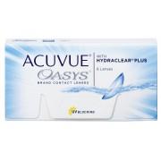 Acuvue® Oasys cu Hydraclear® Plus 6 buc. LIVRARE GRATUITA - codul DB19