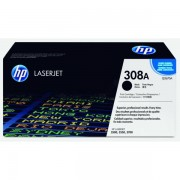 HP Originale Color LaserJet 3500 Toner (308A / Q 2670 A) nero, 6,000 pagine, 0.76 cent per pagina