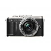 Olympus PEN E-PL9 (черен) + обектив Olympus ZD Micro 14-42mm f/3.5-5.6 EZ Цифров фотоапарат 16.1 Mp