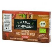 Supa Bio cu Carne de Vita Natur Compagnie 96gr