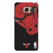 Capinha para Celular NBA - Samsung Galaxy Note 5 - Chicago Bulls - D05 - Unissex