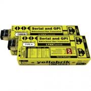 Lynx Technik AG OBD 1510 D RS232/422/485 Serial and GPI Bi-directional Fiber Transceiver