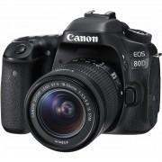 Canon EOS 80D 18-55 IS STM DSLR digitalni fotoaparat s objektivom EF-S 18-55mm f/3.5-5.6 1263C011AA 1263C011AA