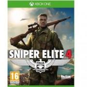 Sniper Elite 4, за Xbox One
