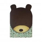 Állatkás Zsebnotesz - Poppi Loves - Bear