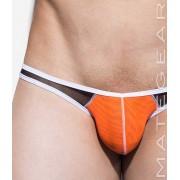 Mategear Kum Ja IX Mesh Series Mini Bikini Swimwear Orange 1790602