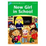 Vv.aa. Dolphin Readers Level 3: New Girl In School