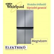 Whirlpool WQ9E1L amerikai kivitelű hűtőgép , A+ energiaosztály