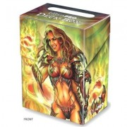 Ultra Pro Playing With Fire Deck Box