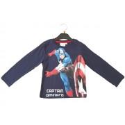 Bluza albastra Avengers 4-10ani