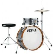 Tama LJK28S Club-Jam Mini Shell Kit Galaxy Silver