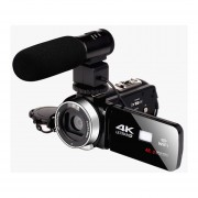 4K HD Night Vision 48MP Home WiFi Videocámara Cámara digital DV