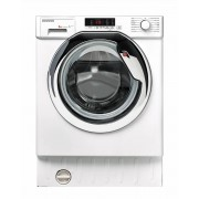 Hoover HBWM814SAC 8kg Integrated Washing Machine White