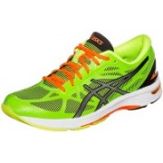 Asics Gel-Ds Trainer 20 Neutral Men Running Shoes For Men(Yellow, Silver, Green)