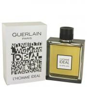 Guerlain L'homme Ideal Eau De Toilette Spray 5 oz / 147.87 mL Men's Fragrances 535059