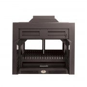 HomeFires 700 Double Sided Built-in Fireplace