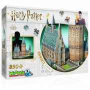 Wrebbit Harry Potter Hogwarts Great Hall 3D Puzzle (850 Stücke)
