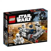LEGO Star Wars First Order Transport Speeder Battle Pack 75166 Building Kit