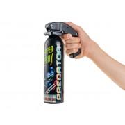 Gaz pieprzowy Predator 550 ml gaśnica, stożek