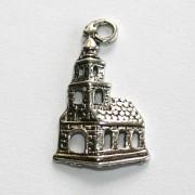 Scrapgrossisten Church – charm, metall 1st