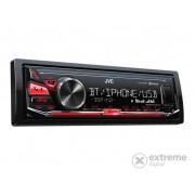 JVC KD-X342BT Bluetooth auto hifi upravljačka jedinica USB, crvena