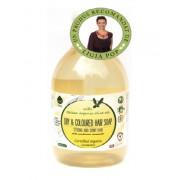 Sampon ecologic cu ulei de masline pentru par uscat/colorat 300ml