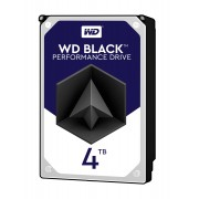 Western Digital Black 4005FZBX HDD 4TB interno 3.5 SATA 6Gb s 7200rpm 256Mb