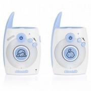 Interfon digital camera copii Chipolino Astro Mist Blue
