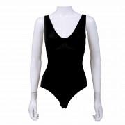 Controlbody Body modellante a spalla larga compressione forte