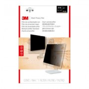 "3M PF216W1B 21.6"" Monitor Frameless display privacy filter"