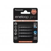 Panasonic Eneloop Pro BK-4HCDE/4BP - 4buc baterie reincarcabila AAA Eneloop Pro NiMH/1