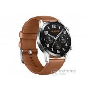 Huawei Watch GT 2, smeđi kožni (46 mm)