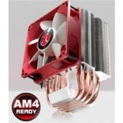 RAIJINTEK DISSIPATORE CPU AIDOS RED PWM-92mm 0P105246 (0R10A00077)
